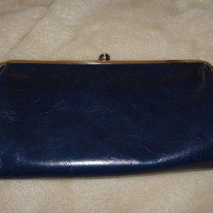 Hobo Brand Lauren Wallet in Navy